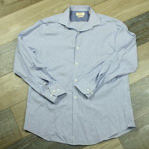 Men Long Sleeve Shirt Size 15 1/2 Original Penguin